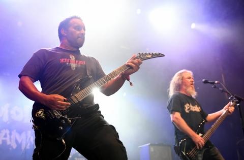 Demolition Hammer - Alcatraz Hard Rock & Metal Festival 2019