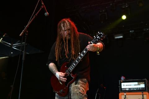 Napalm Death - Alcatraz Hard Rock & Metal Festival 2019