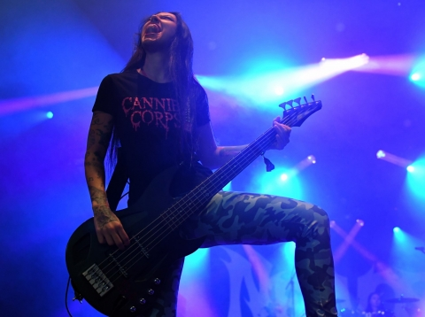 Nervosa - Alcatraz Hard Rock & Metal Festival 2019