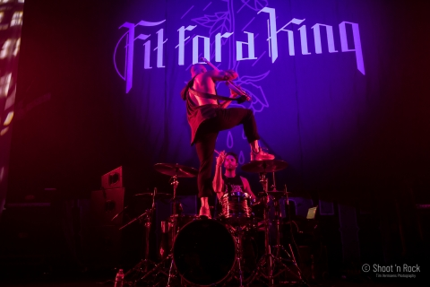 Fit For A King - Ancienne Belgique