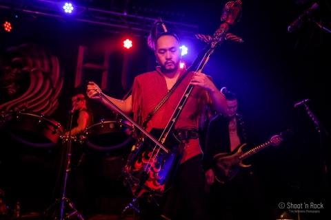 The Hu - Zappa
