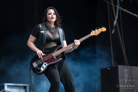 Thundermother - Alcatraz Hard Rock & Metal Festival 2021