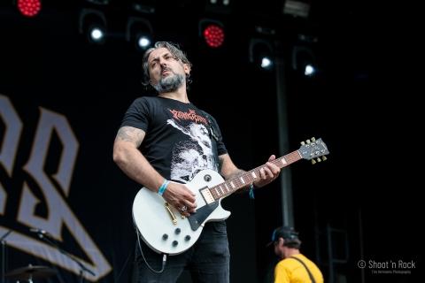 King Hiss - Alcatraz Hard Rock & Metal Festival 2021