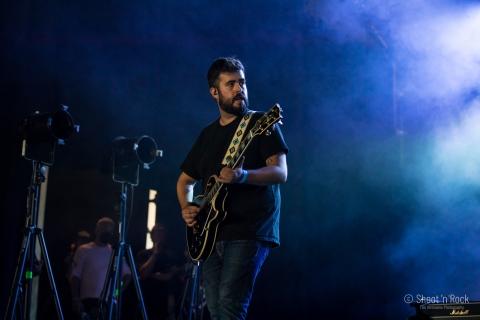 Brutus - Alcatraz Hard Rock & Metal Festival 2021