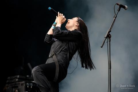 Unleash The Archers - Alcatraz Hard Rock & Metal Festival 2021
