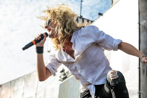 Kissin' Dynamite - Alcatraz Hard Rock & Metal Festival 2021