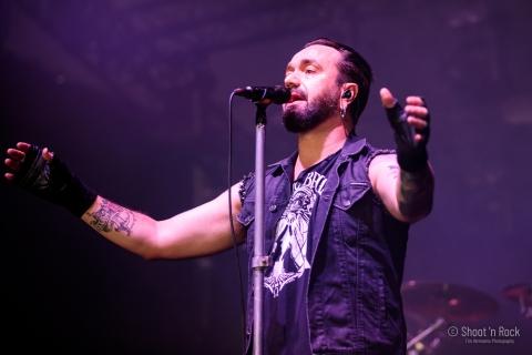 Moonspell - Alcatraz Hard Rock & Metal Festival 2021