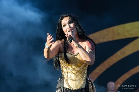 Tarja - Alcatraz Hard Rock & Metal Festival 2021
