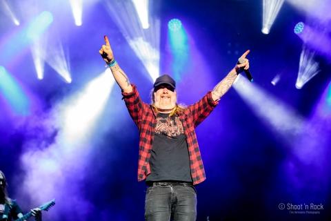 At The Gates - Alcatraz Hard Rock & Metal Festival 2021